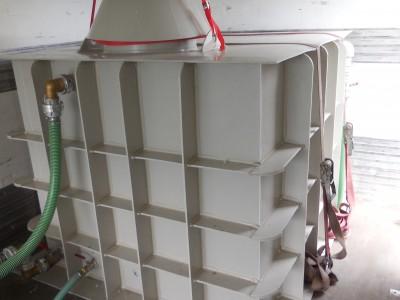 Plastové nádrže