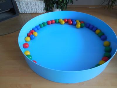 bazén pro děti na hraní