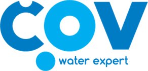 ČOV water expert - logo